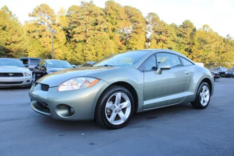 2008 Mitsubishi Eclipse for sale at PREMIER AUTO GROUP in Durham NC