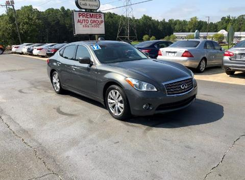 Infiniti M37 For Sale In Durham Nc Carsforsale