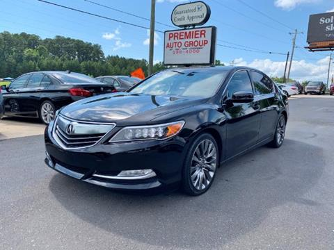 2016 Acura RLX for sale in Durham, NC