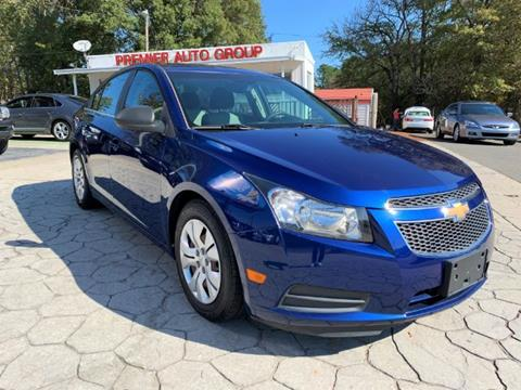 2012 Chevrolet Cruze for sale in Durham, NC