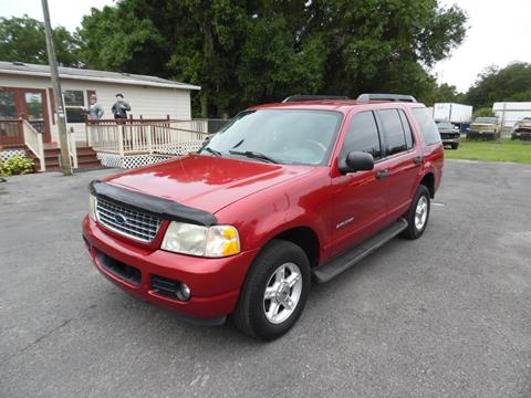 2005 Ford Explorer for sale in Tampa FL
