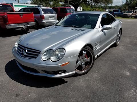 2003 Mercedes-Benz SL-Class for sale in Tampa FL
