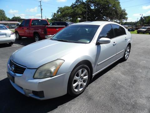 2007 Nissan Maxima for sale in Tampa FL