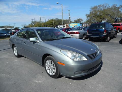 2002 Lexus ES 300 for sale in Tampa FL