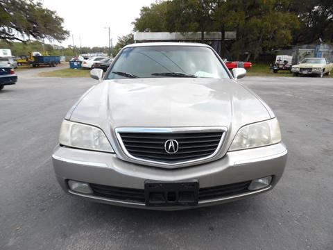 2002 Acura RL for sale in Tampa FL