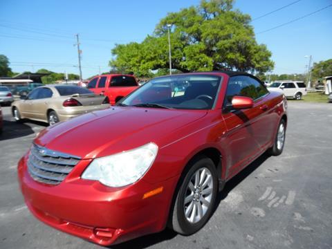 2010 Chrysler Sebring for sale in Tampa FL