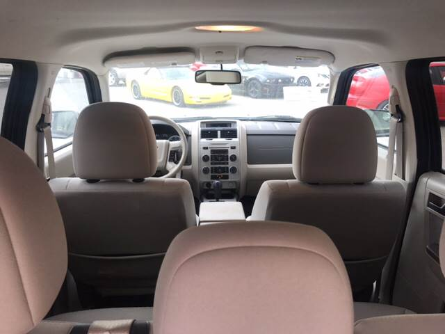 2010 Ford Escape for sale at Rainbow Motors in El Paso TX