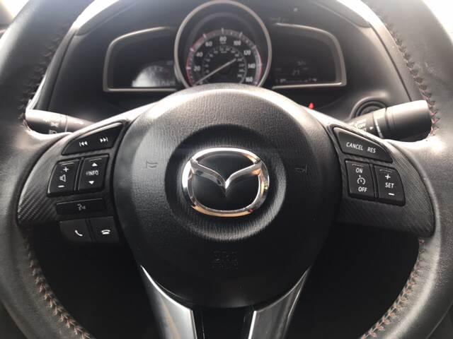 2014 Mazda MAZDA3 for sale at Rainbow Motors in El Paso TX