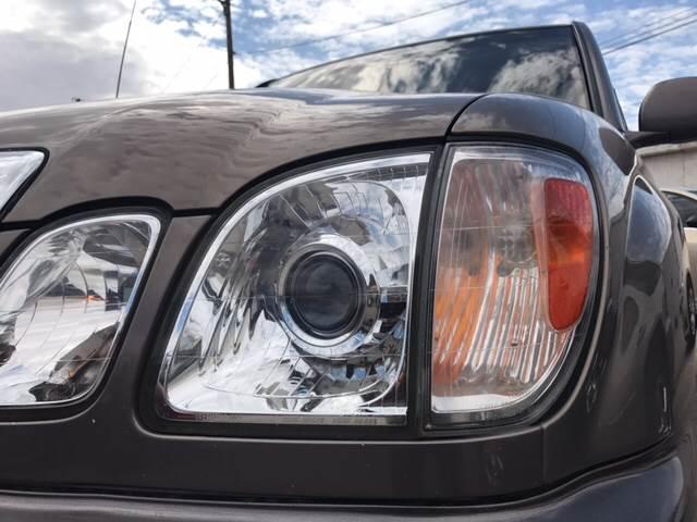1998 Lexus LX 470 for sale at Rainbow Motors in El Paso TX