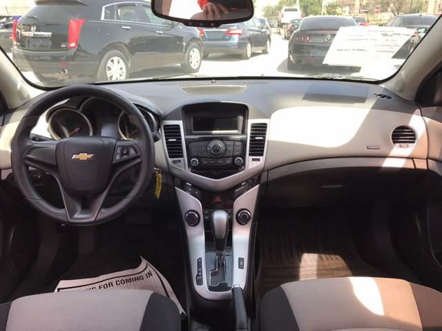 2014 Chevrolet Cruze for sale at Rainbow Motors in El Paso TX