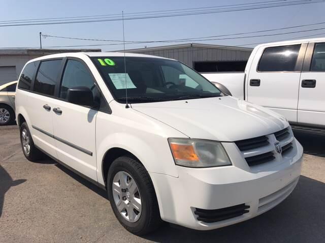 2010 Dodge Grand Caravan for sale at Rainbow Motors in El Paso TX