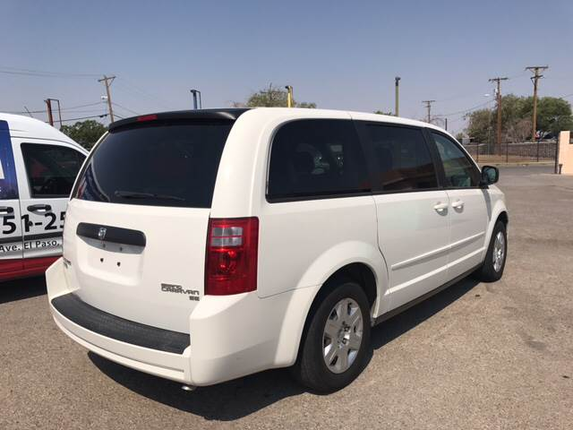 2010 Dodge Grand Caravan for sale at Rainbow Motors in El Paso TX
