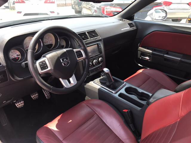 2013 Dodge Challenger for sale at Rainbow Motors in El Paso TX
