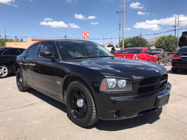 2010 Dodge Charger for sale at Rainbow Motors in El Paso TX