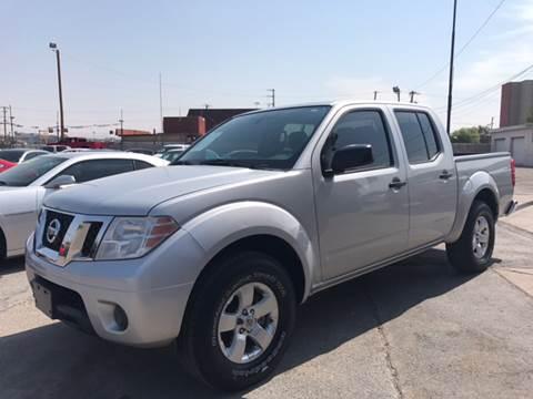 2012 Nissan Frontier for sale in El Paso, TX