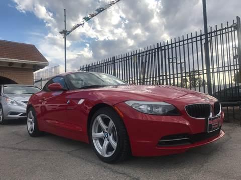 2011 BMW Z4 for sale at Rainbow Motors in El Paso TX