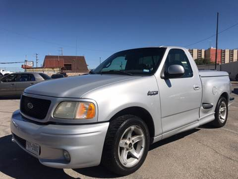 2000 Ford F-150 SVT Lightning for sale in El Paso, TX