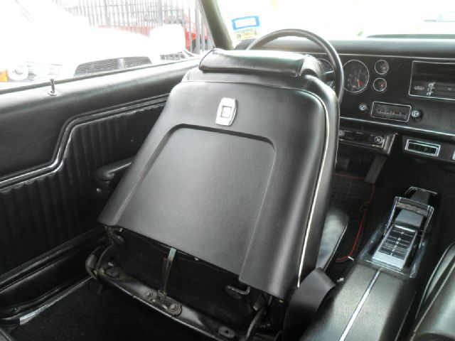 1972 Chevrolet Chevelle for sale at Rainbow Motors in El Paso TX