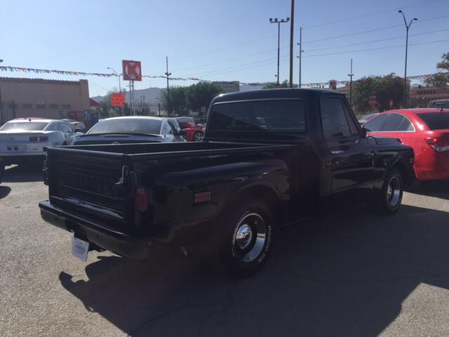 1972 Chevrolet C/K 10 Series for sale at Rainbow Motors in El Paso TX