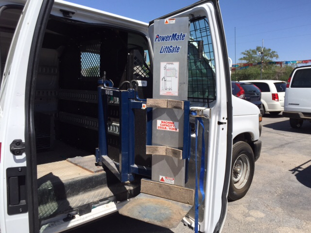 2010 Ford E-Series Cargo for sale at Rainbow Motors in El Paso TX