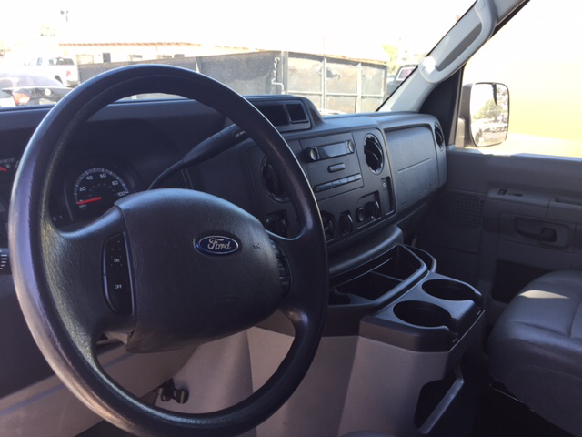 2014 Ford E-Series Cargo for sale at Rainbow Motors in El Paso TX