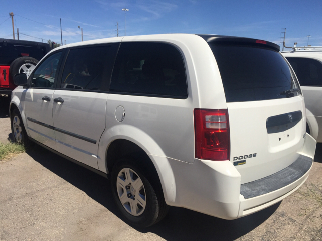2009 Dodge Grand Caravan for sale at Rainbow Motors in El Paso TX