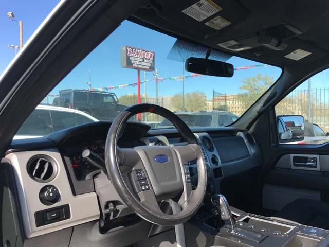 2011 Ford F-150 for sale at Rainbow Motors in El Paso TX