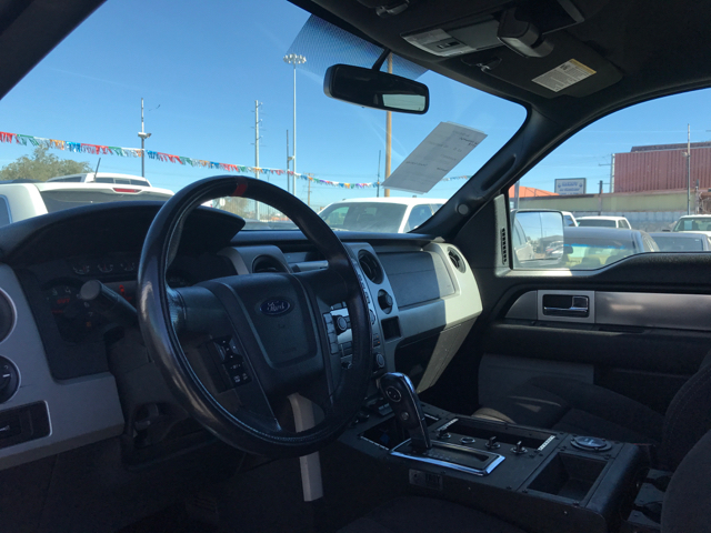 2012 Ford F-150 for sale at Rainbow Motors in El Paso TX