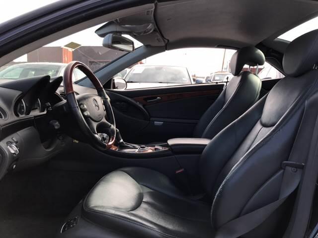2005 Mercedes-Benz SL-Class for sale at Rainbow Motors in El Paso TX