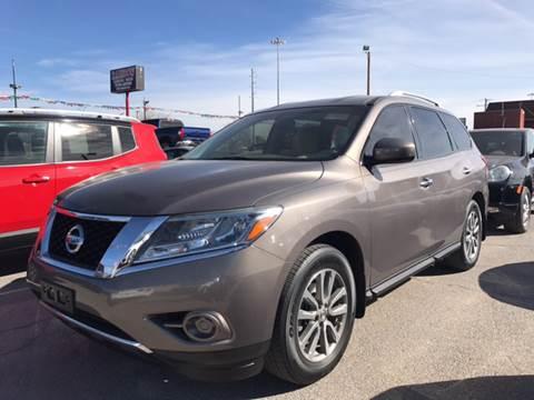 Nissan Pathfinder For Sale El Paso Tx Carsforsale Com