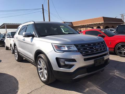 ford explorer for sale el paso tx