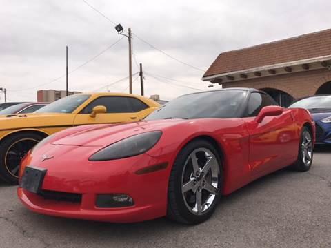 2008 chevrolet corvette for sale el paso tx for Rainbow motors el paso tx
