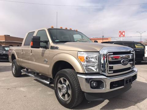 2012 Ford F-250 Super Duty for sale at Rainbow Motors in El Paso TX
