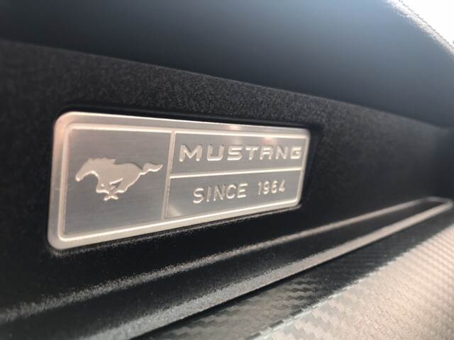 2015 Ford Mustang for sale at Rainbow Motors in El Paso TX