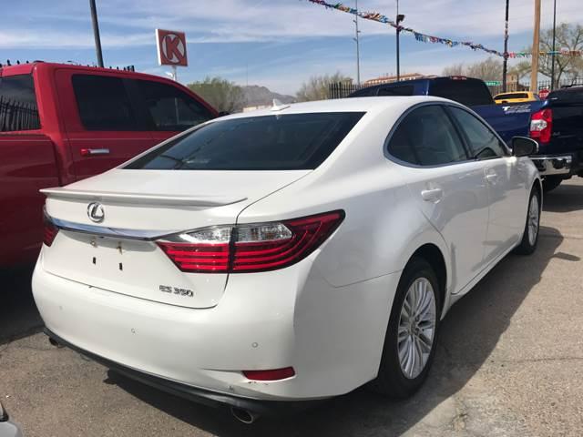 2013 Lexus ES 350 for sale at Rainbow Motors in El Paso TX