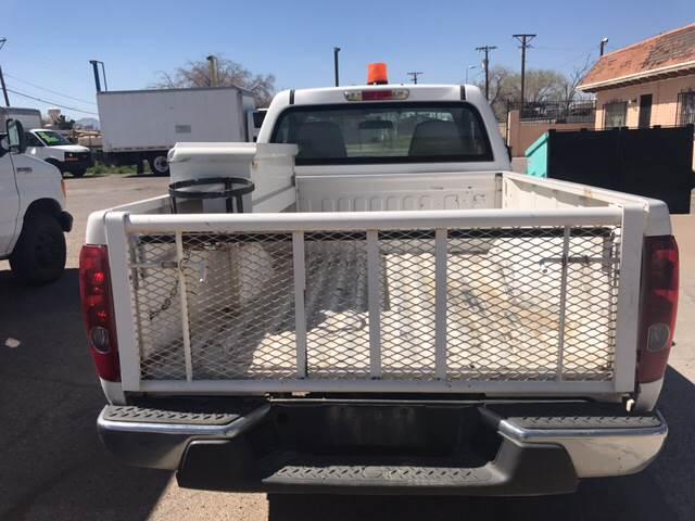 2008 Chevrolet Colorado for sale at Rainbow Motors in El Paso TX