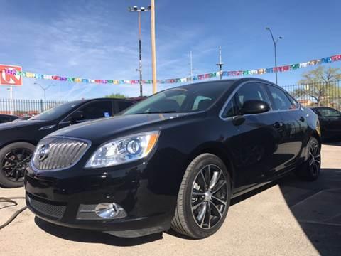2016 Buick Verano for sale at Rainbow Motors in El Paso TX