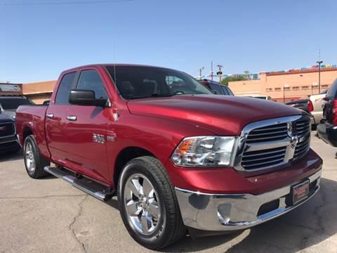 2014 RAM Ram Pickup 1500 for sale at Rainbow Motors in El Paso TX