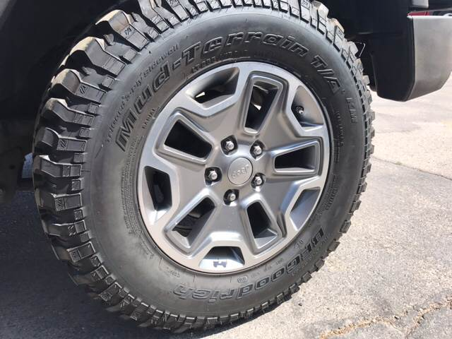 2008 Jeep Wrangler Unlimited for sale at Rainbow Motors in El Paso TX