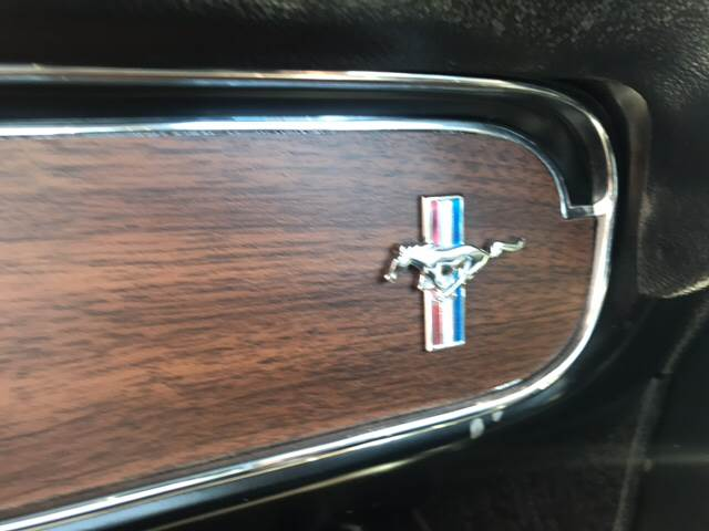 1966 Ford Mustang for sale at Rainbow Motors in El Paso TX