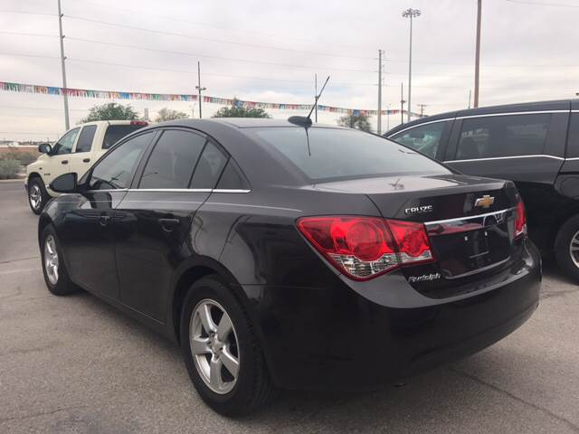 2016 Chevrolet Cruze Limited for sale at Rainbow Motors in El Paso TX