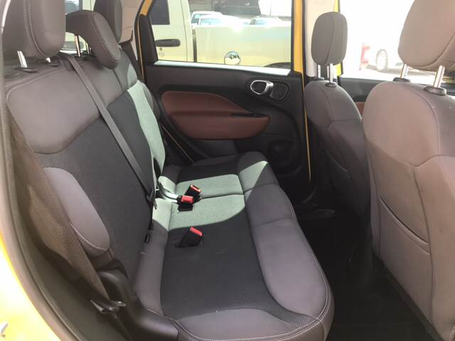 2014 FIAT 500L for sale at Rainbow Motors in El Paso TX