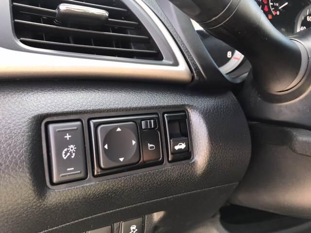 2015 Nissan Sentra for sale at Rainbow Motors in El Paso TX