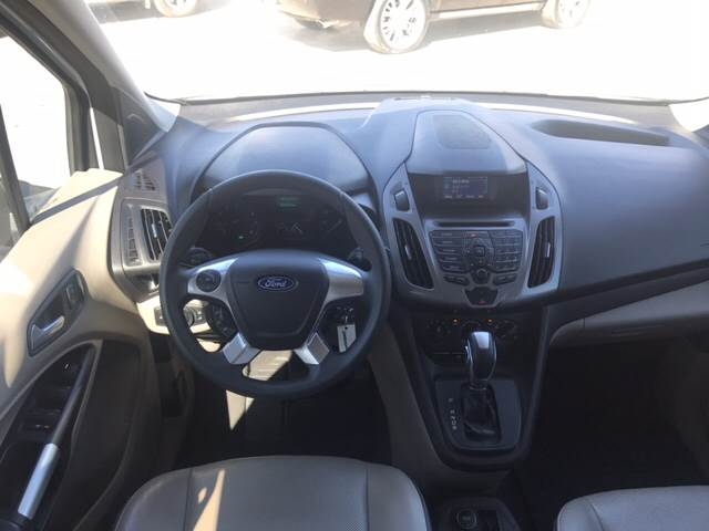2014 Ford Transit Connect Wagon for sale at Rainbow Motors in El Paso TX