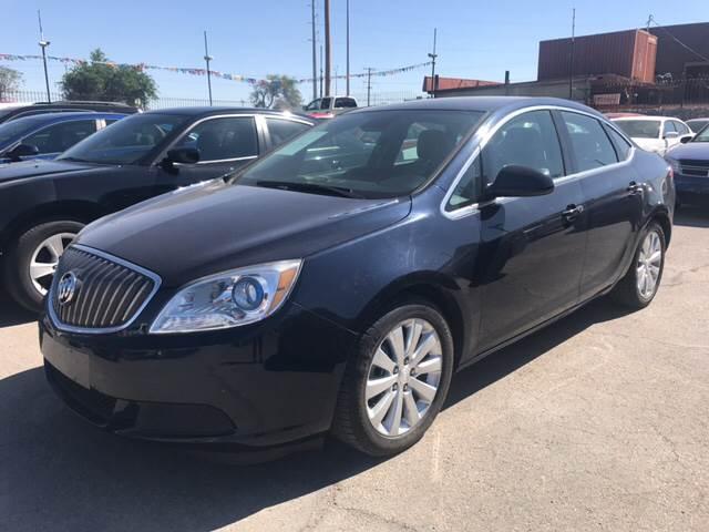 2015 Buick Verano for sale at Rainbow Motors in El Paso TX