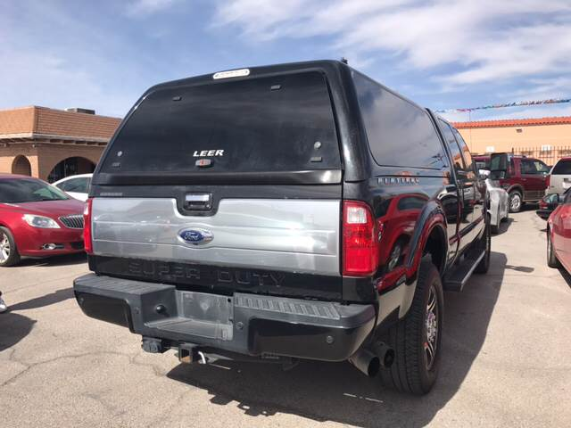 2014 Ford F-250 Super Duty for sale at Rainbow Motors in El Paso TX