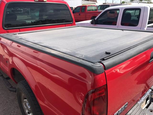 2004 Ford F-250 Super Duty for sale at Rainbow Motors in El Paso TX