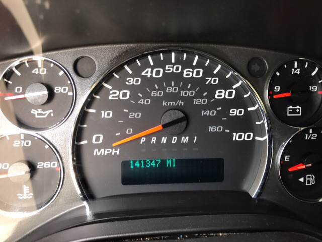 2011 Chevrolet Express Passenger for sale at Rainbow Motors in El Paso TX