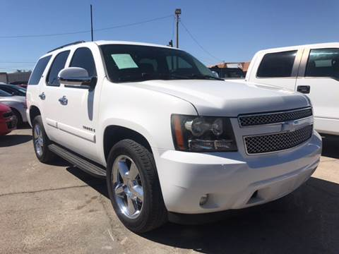 2007 Chevrolet Tahoe for sale at Rainbow Motors in El Paso TX