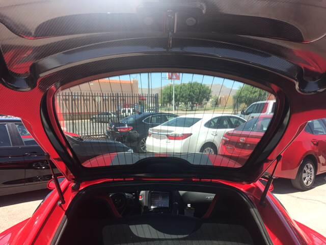 2013 Dodge SRT Viper for sale at Rainbow Motors in El Paso TX